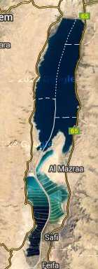 dead_sea_satellite Maps view
