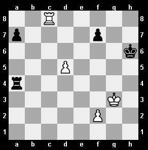 world chess chmpionship 2012 tiebreaker game 1 end position