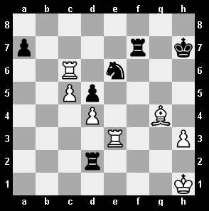 world chess chmpionship 2012 tiebreaker game 3 end position